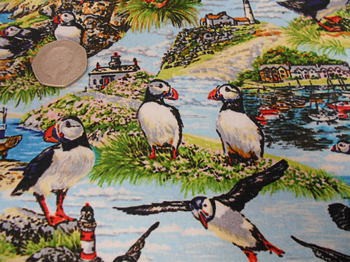 Seaside Puffins Nutex 11030 A0212