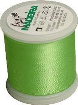 Madeira 1248 Rayon Machine Embroidery Thread
