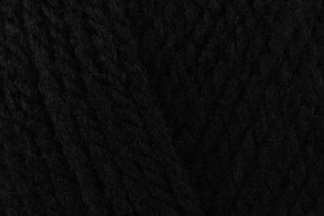 James C Brett Crafter DK col CT14 Black 50g