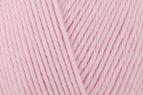 James C Brett Its Pure Cotton col IC06 Pale Pink 100g