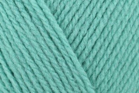 James C Brett Top Value DK col 8461 Aqua 100g