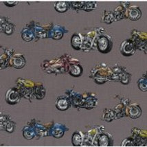 Classic Ride Motorbikes A0451 Nutex 89800 101