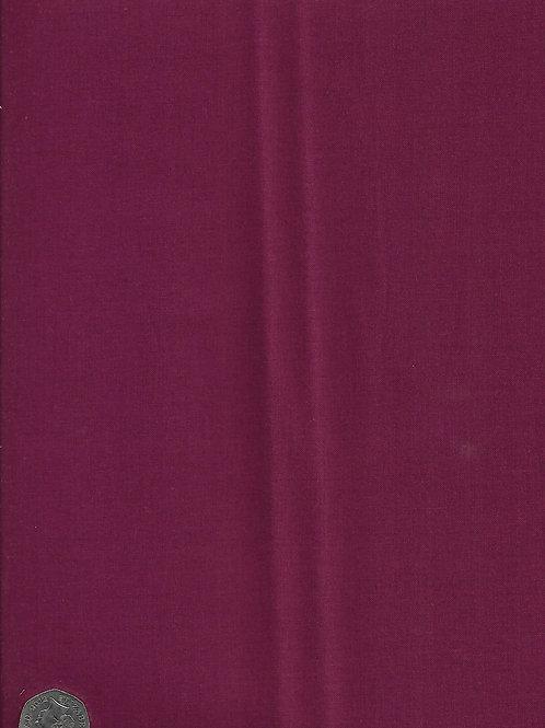 Burgundy Cotton A0587