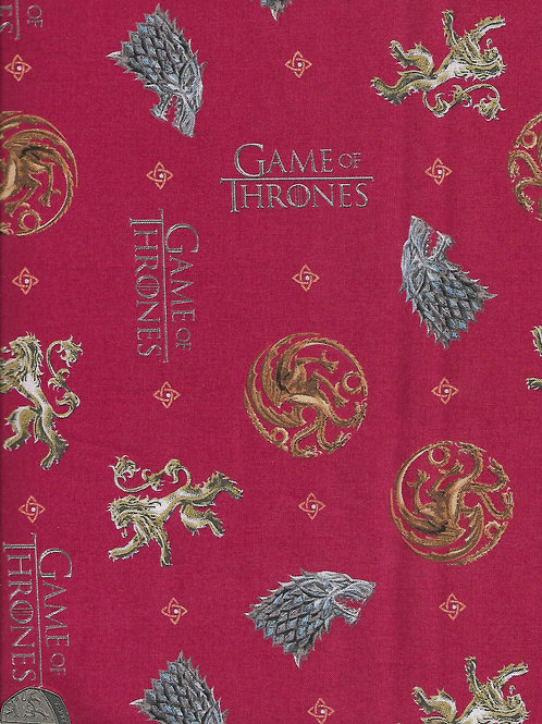 Game of Thrones - You Win You Die Nutex 39400 A0417
