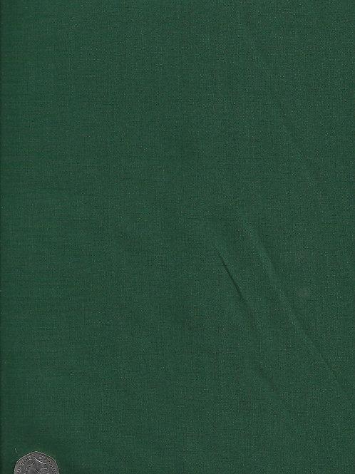 Dark Green Cotton A0577