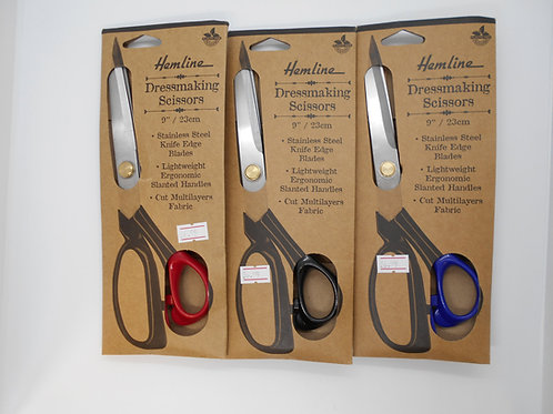 "9""/ 23cm Dressmaking Scissors Hemline"