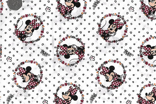 Minnie Mouse Badge Nutex A0114