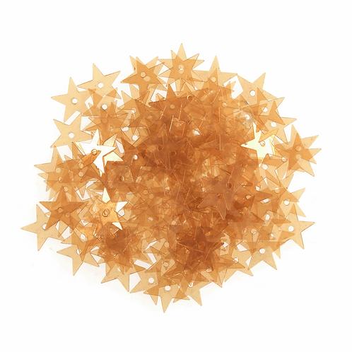 10mm Star Sequins Gold CF01/01402