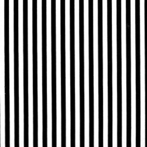 Black & White Stripes 85190 1 Nutex A0065