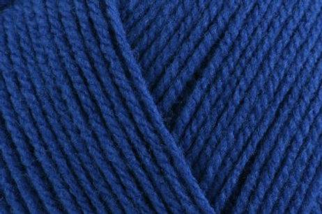 James C Brett Top Value DK col 8417 Royal Blue 100g