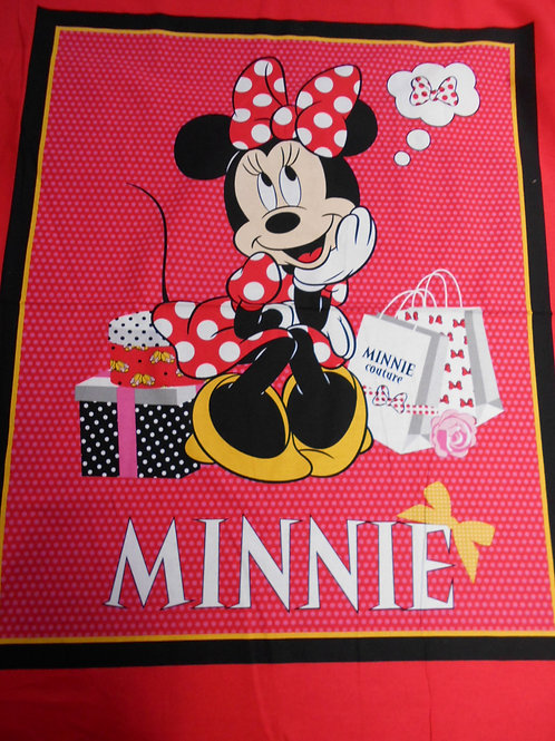 Minnie Mouse Panel Nutex A0127
