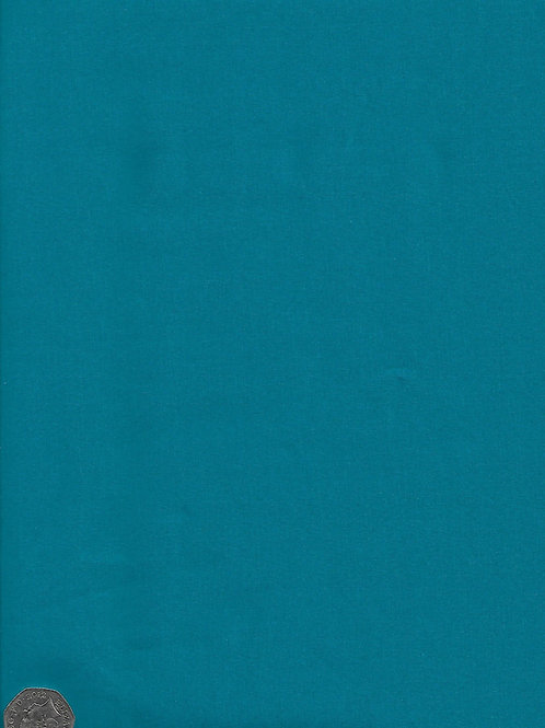 Teal Cotton A0563