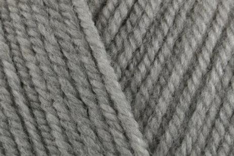 James C Brett with Wool Aran 400g 4AR74 Silver Grey