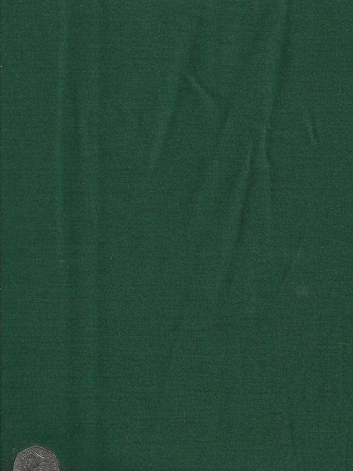 Dark Green Cotton A0581
