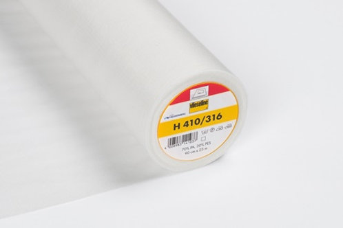 H410/ 316 Fusible Interlining White