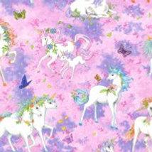 Pretty Please Unicorns Pink Nutex 89750 101 A0270