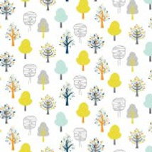 Woodland Friends - Trees Nutex 89840 104