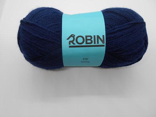Robin DK col 43 Navy 100g