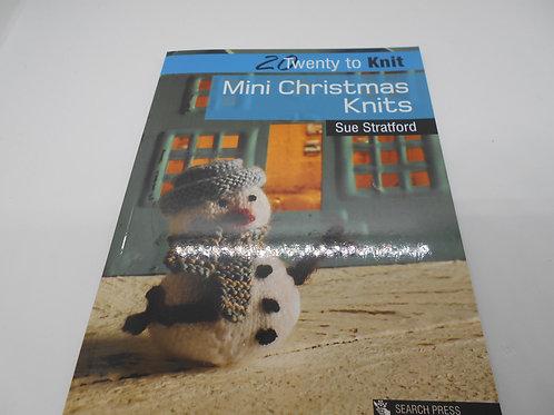 Mini Christmas Knits  - 20 Twenty to Make