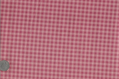 Red Gingham A0178 Gutermann