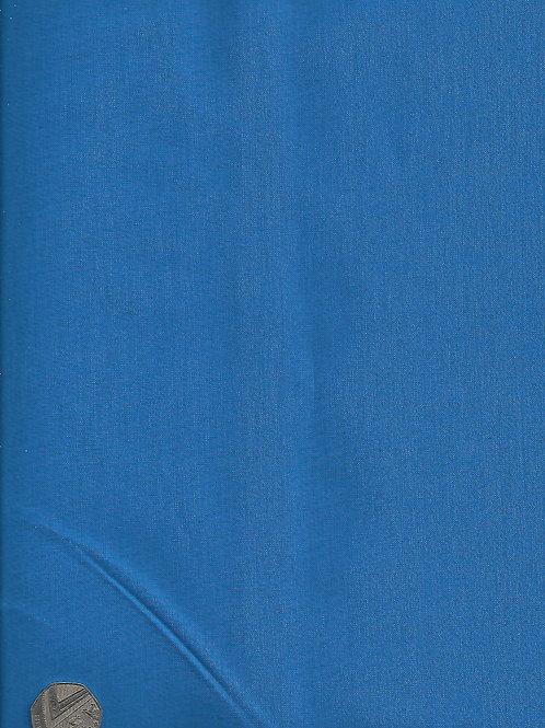 Royal Blue Plain 2.8M Wide Cotton A0838 Nutex