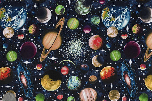 Solar System - Scattered Planets Nutex 896903 103 A0380