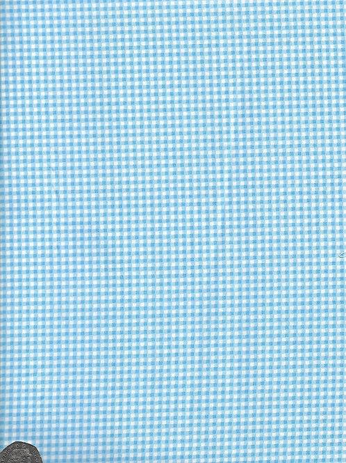 Blue Gingham A0676 Makower
