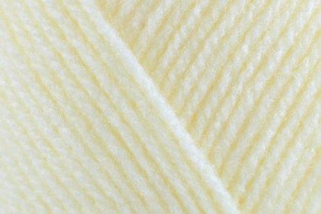 James C Brett Top Value DK col 844 Cream 100g