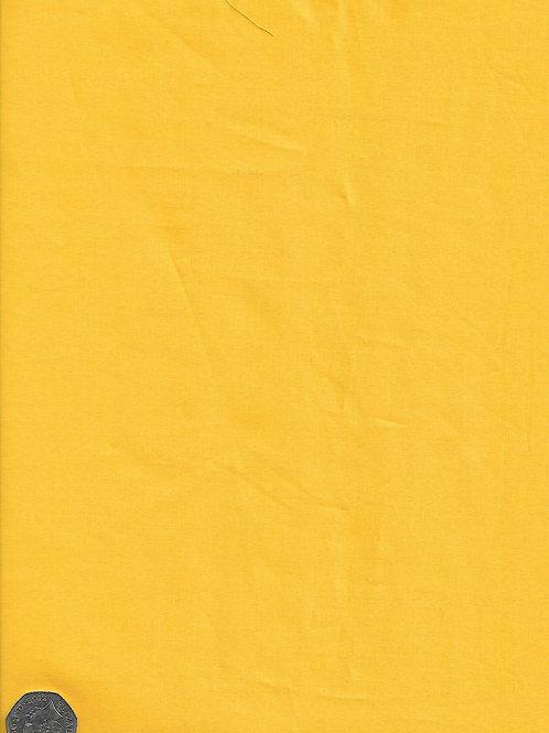 Bright Yellow Cotton A0565