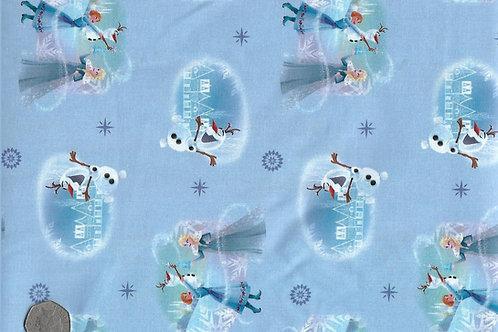 Frozen Elsa & Anna A0124