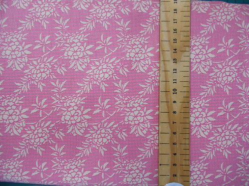 Tilda Flower Blush Pink A0086