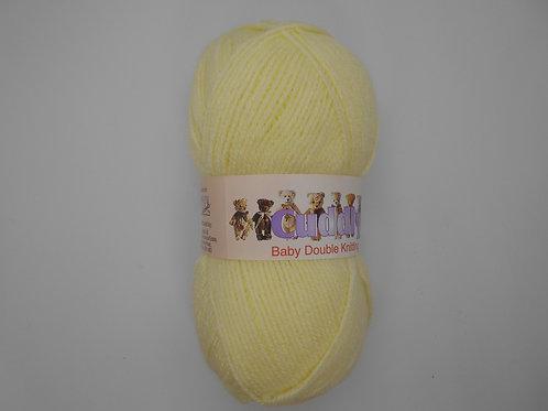 Cuddly Baby DK col 254 Lemon 100g