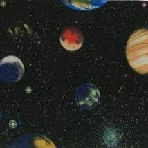 Solar Glitter Planets Nutex 80402 101 A0381