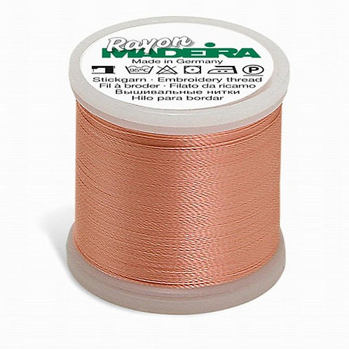 Madeira 1019 Rayon Machine Embroidery Thread