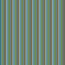 Woodland Friends - Stripe Nutex 89840 106 A0401