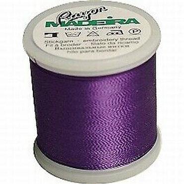 Madeira 1112 Rayon Machine Embroidery Thread