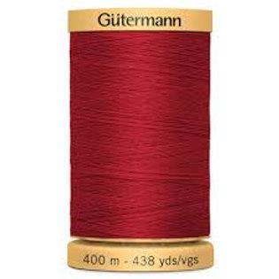 Gutermann Natural Cotton Thread 400m col 2074