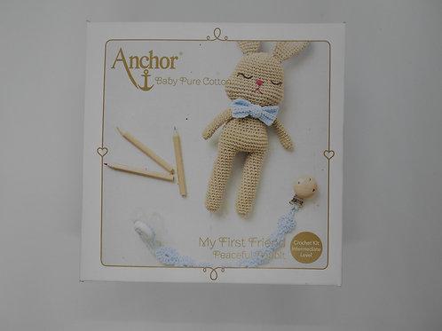 Crochet Rabbit Kit K0003 Anchor