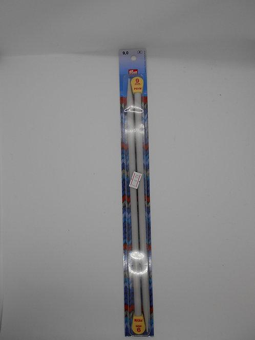 Knitting Needles 9mm x 35cm Prym 218220