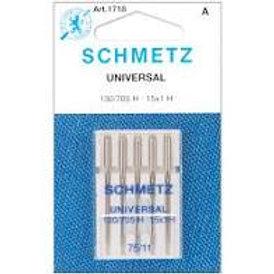 Schmetz Universal 5pk 75/11