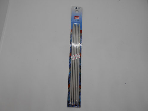 Double Pointed Knitting Needles 4.0mm Prym 191492
