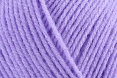 James C Brett Top Value DK col 8431 Lilac 100g