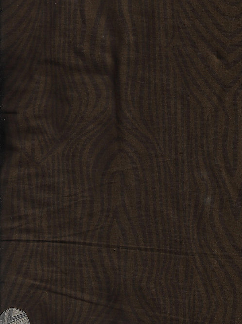 Brown Bark Effect 2.8m Wide Cotton A0306 Nutex
