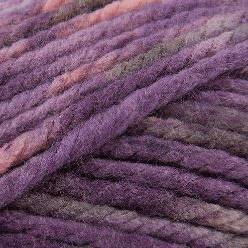 Patons Fab Big Colour col 0080 Violet Mix 200g
