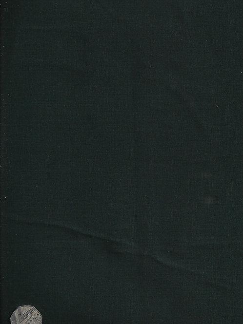 Dark Green Plain 2.8M Wide Cotton A0835 Nutex