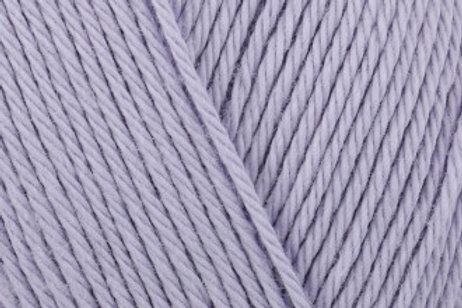 James C Brett Its Pure Cotton col IC03 Purple 100g