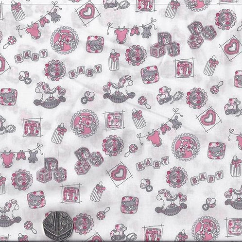 Baby Room Pink A0510