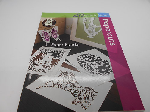 Paper Panda Papercuts - 20 Twenty to Make