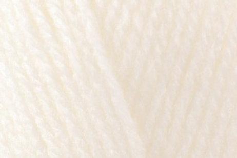 James C Brett Crafter DK col CT04 White 50g