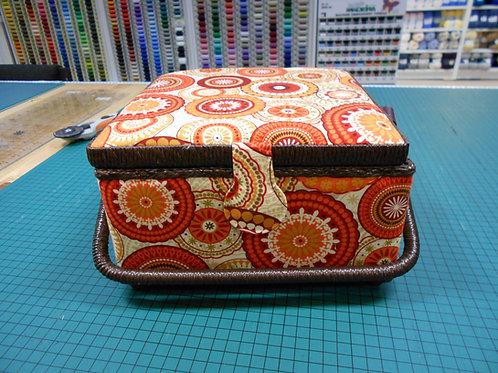 'Circles' Sewing Box